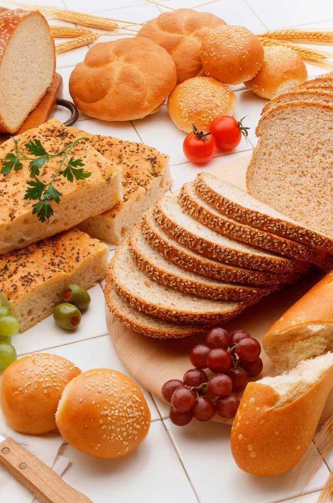 Pane con farina a basso indice glicemico