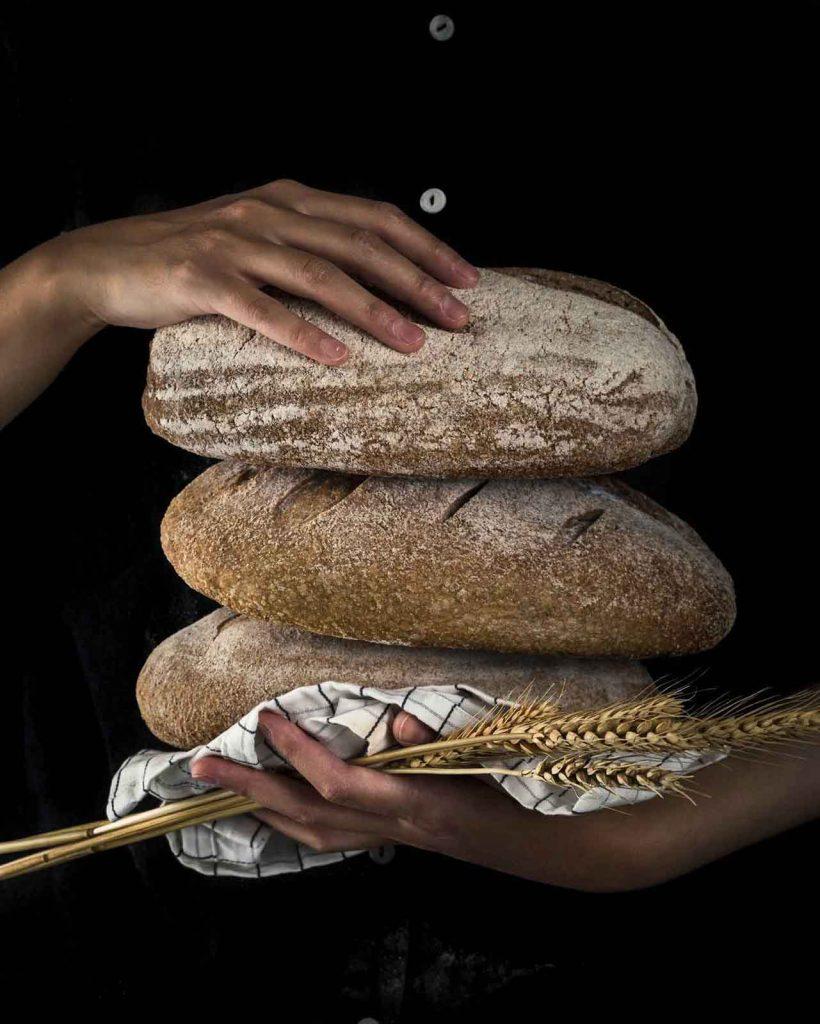 Farina Intera Varvello, il nostro pane
