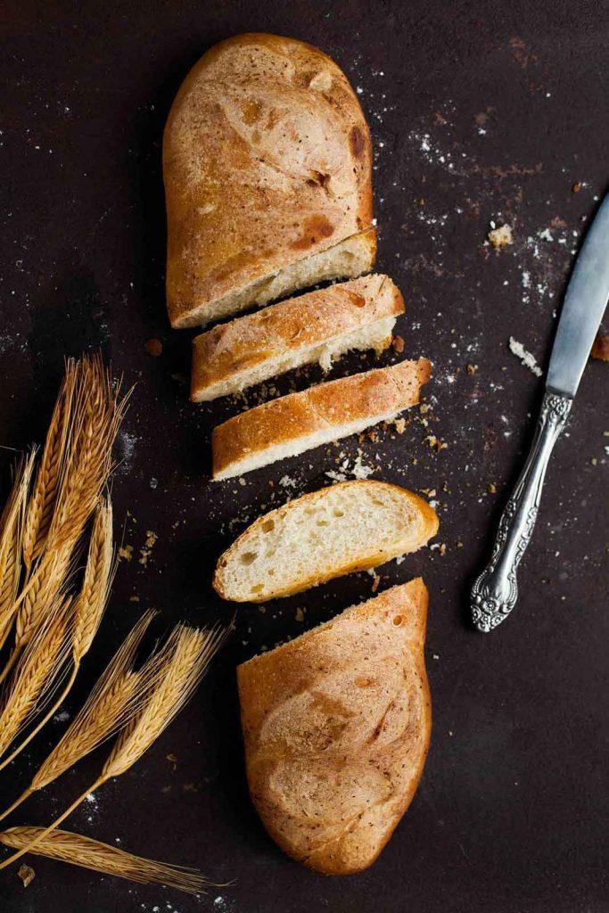 Farina intera Varvello: pane per bruschette