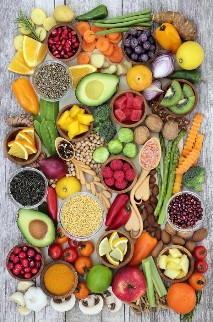 Alimentazione sana con le farine Varvello