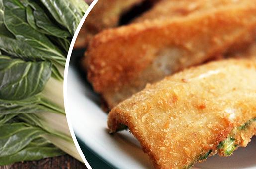 COSTE CROCCANTI (Antipasto vegetariano)