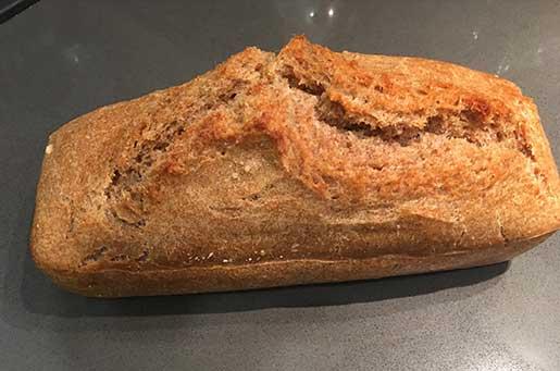 Pane In Cassetta ai cereali antichi