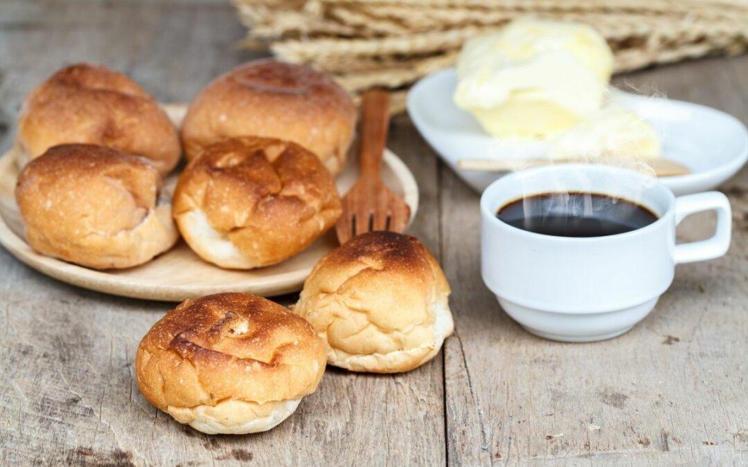 Bocconcini soffici ideali da farcire come antipasto o per colazione/merenda